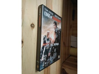 Edge Of Tomorrow av Tom Cruise, Emily Blunt, DVD