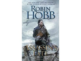 Assassin's Fate (Bok)