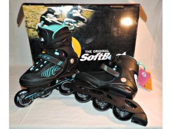 K2 inline-skates / softboot / for women / st. 40 / ny