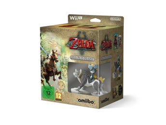 The Legend of Zelda: Twilight Princess HD - amiibo Bundle