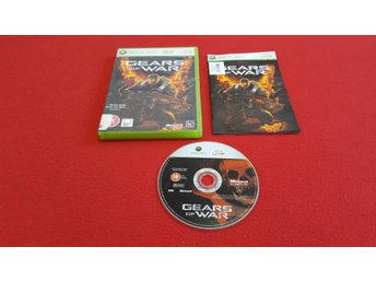 GEARS OF WAR till Xbox 360