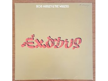 Bob Marley and the Wailers LP Exodus