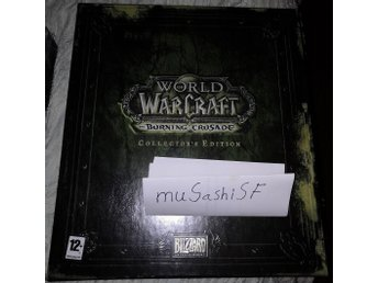The Burning Crusade Collector's Edition - World of Warcraft