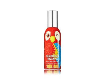 Bath & Body Works CARRIBEAN ESCAPE Home Concentrated Room Spray Fragrance Mist