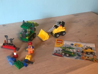 Lego - 5930 - Road Construction Building set