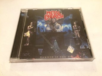 METAL CHURCH Damned If You Do CD 2018