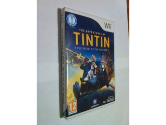 Wii: The Adventures of Tintin: The Secret of the Unicorn