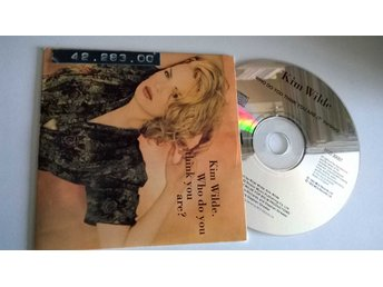 Kim Wilde - Who do you Think you are?, single CD