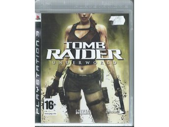 TOMB RAIDER UNDERWORLD  ( PS3 SPEL )