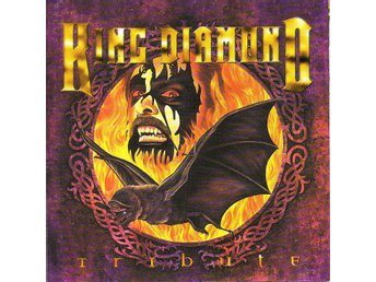 King Diamond Tribute CD/Dark Funeral/Usurper/Ancient/Exhumed