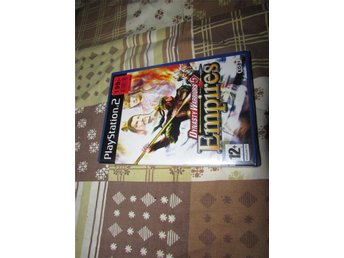 Dynasty Warriors 5 Empires - Playstation 2 - oanvänd, inplastad