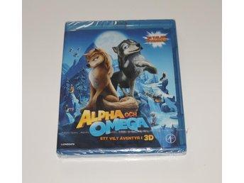 Alpha och Omega 3D // Blu-ray 3D // INPLASTAD - örebro - Alpha och Omega 3D // Blu-ray 3D // INPLASTAD - örebro