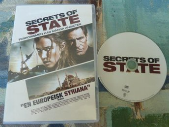 SECRETS OF STATE, THRILLER, DVD, FILM