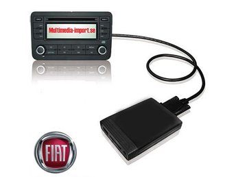 USB/AUX interface till orginalstereon Fiat / Suzuki