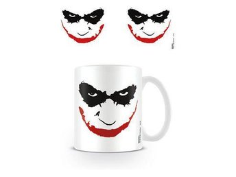 The Dark Knight Mugg Joker Face