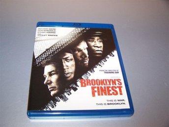 Brooklyn's Finest (2009) - Bluray / Reg. A (US) - NY - Richard Gere, Don Cheadle - Gnesta - Brooklyn's Finest (2009) - Bluray / Reg. A (US) - NY - Richard Gere, Don Cheadle - Gnesta