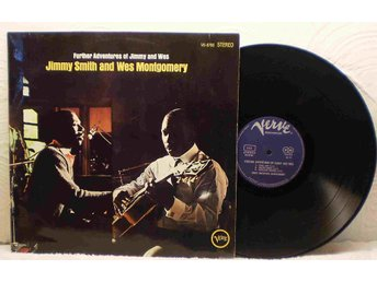 JIMMY SMITH & WES MONTGOMERY - FURTHER ADVENTURES