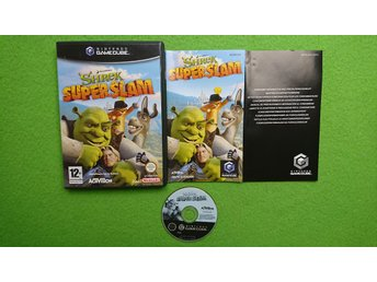 Shrek Super Slam KOMPLETT Nintendo Game Cube