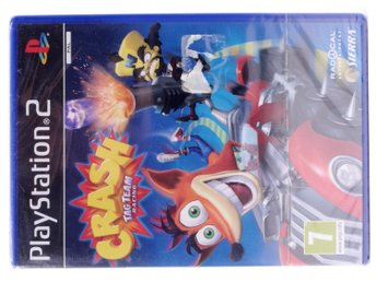 Crash Tag Team Racing - PS2 - PAL (EU)