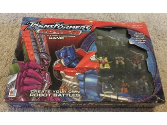 TransFormers Armada - Battle for Cybertron Game | HASBRO 2003