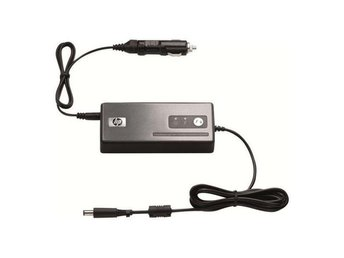 HP 90W AC/Bil/Flyg Combo Smart Adapter - HP Part nr 462602-001