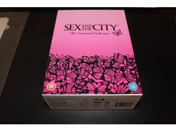 Dvd-box: The sex and the city - The Essential Collection