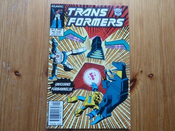 TRANS FORMERS 1990-2