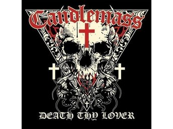 CANDLEMASS-Ny LP Strictly LTD 400ex 2016-Death Thy Lover-Gatefold-Swedish Doom