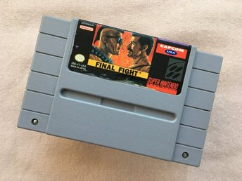 Final Fight (SNES NTSC-U Super Nintendo)