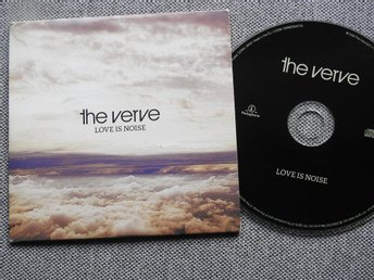 The Verve - Love is Noise CD Singel (pappfodral) + Chic Dub