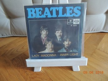 "Beatles"" Lady madonna/ Inner light"""