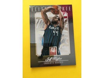 JEFF TAYLOR: 2012-13 Elite #282 RC 599ex