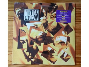 Cutting Crew, The Scattering, 1989, Still Sealed/Oöppnad/Mint