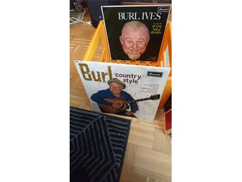 Burl Ives -  Country style, LP
