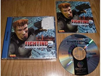 DC: Fighting Force 2