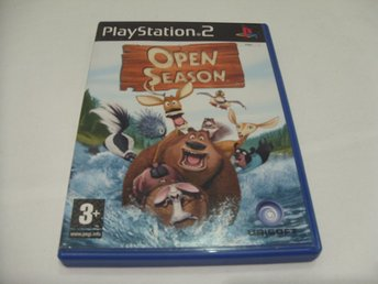 Open Season till Playstation 2