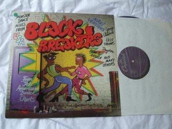 Black Breakers George Clinton etc - åmotfors - Black Breakers George Clinton etc - åmotfors