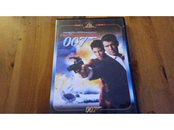 Die another day. 007. Dvd. - Bandhagen - Die another day. 007. Dvd. - Bandhagen