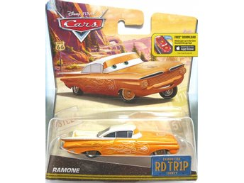 Ramone - Disney Cars bilar - Road Trip 2017