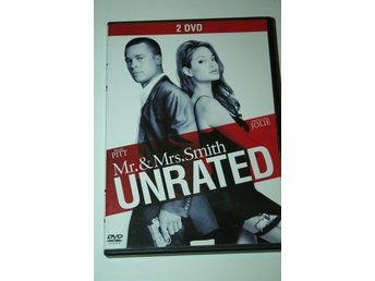 Mr. & Mrs. Smith / Unrated (2 DVD) - Stenhamra - Mr. & Mrs. Smith / Unrated (2 DVD) - Stenhamra