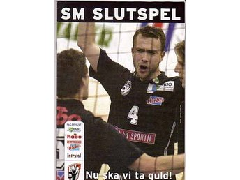 Program SM-slutspel i Wollyboll