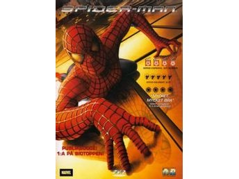 DVD - Spider-Man (Beg)