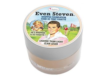The Balm Even Steven Whipped Foundation Lighter Than Light