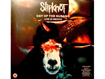 Slipknot - Day Of The Gusano Live 2015 (3LP+DVD) LP