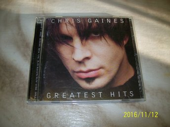 Chris Gaines - Greatest hits (CD)