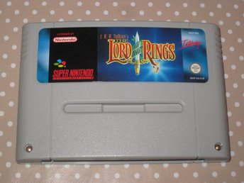 The Lord of the Rings till Super Nintendo SNES