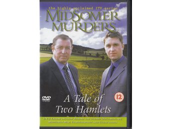 Midsomer Murders A Tale of Two Hamlets 2003 DVD