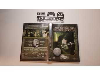 Bride Of Frankenstein DVD