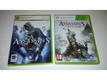 - Assassins Creed 2-Pack XBOX360 -