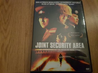 JOINT SECURITY AREA (2000) - Buyng-Hun Lee - UTGÅNGEN DVD